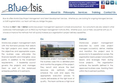 Blue Isis