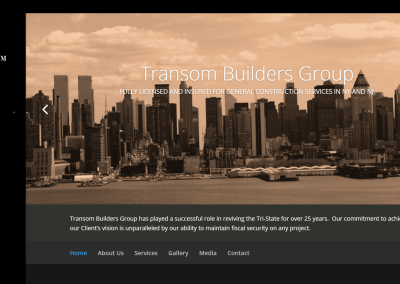 Transom Builders Group